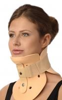 Бандаж для фиксации шейного отдела позвоночника высотой 10.8 см