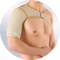 Бандаж из аэропрена и материала Coolmax на плечевой сустав (правый)