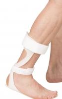 Бандаж на голеностопный сустав (при отвисающей стопе)