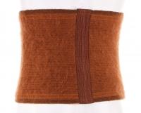 Бандаж противорадикуный согревающий из верблюжьей шерсти