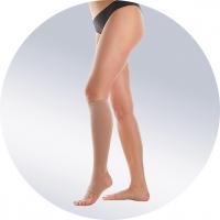 Бандаж-чулок на одну ногу, до колена, плотный III класс компрессии (33-46 мм рт.ст.)