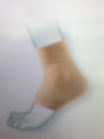 Геле-тканевый бандаж для лодыжки