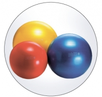 "Гимнастические мячи "" Gimnic Classic Plus ""(желтый, 75 см)"