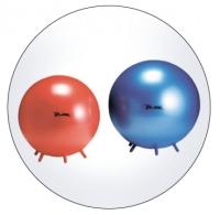 """Мяч """" Sit 'n' Gym """" с BRQ (желтый, 45 см)"""