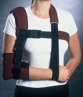 Ортез для закрепления ключицы и плечевого сустава