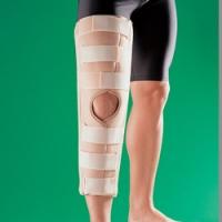 Ортез для иммобилизации коленного сустава (высота 58 см)