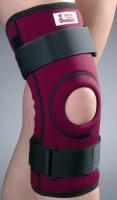 Ортез коленного сустава с гибкой армировкой