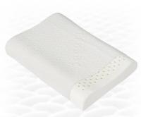 Ортопедическая подушка детская из натурального латекса ТОП-204