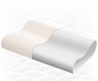 """Ортопедическая подушка с """"эффектом памяти"""" для взрослых ТОП-117"""