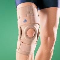 Ортопедический шарнирный коленный ортез