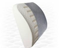 Подушка ортопедическая под спину ТОП-227 (39х35 см)