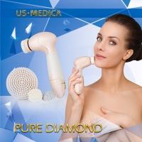 Прибор для ухода за кожей лица и тела PureDiamond