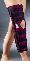 Фиксирующая шина коленного сустава (неподвижная)