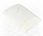 Ортопедическая подушка из натурального латекса классической формы ТОП-201