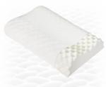 Ортопедическая подушка массажная из натурального латекса ТОП-203